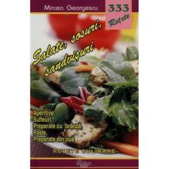 Salate, sosuri, sandvisuri - Mircea Georgescu