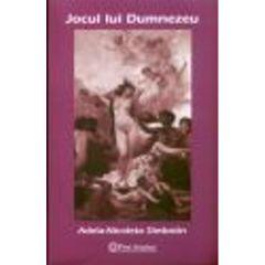 Jocul lui dumnezu - Adela-Nicoleta Simbotin
