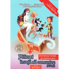 Piticot invata sa comunice 5-7 ani - Adina Grigore