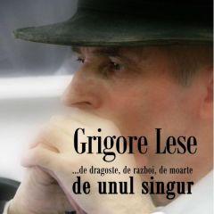 Audiobook 2CD. De unul singur - Grigore Lese