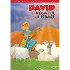 Biblia ilustrata pentru copii vol.6: David si regatul lui Israel