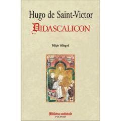 Didascalicon - Hugo de Saint-Victor