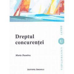 Dreptul concurentei - Maria Dumitru