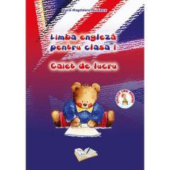 Limba engleza - Clasa 1 - Caiet de lucru - Maria-Magdalena Nicolescu