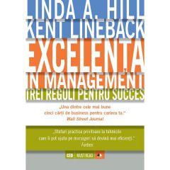 Excelenta In Management - Linda A. Hill, Kent Lineback