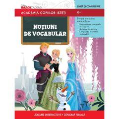 Academia copiilor isteti - Notiuni De Vocabular - 6+