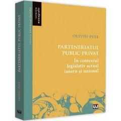 Parteneriatul public-privat - Oliviu Puie
