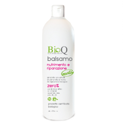 Balsam Bio nutritiv si reparator BioQ Urzica si Muscata 250ml