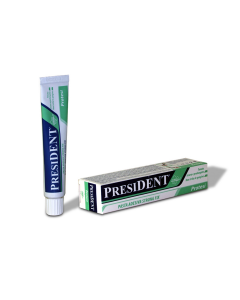 Crema adeziva proteza fixare ultra Strong Fix President Denture 40ml