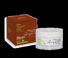 Crema de fata hidratanta Bio anti-age Argan Oil BioQ ten mixt 50ml
