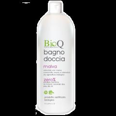 Gel de dus bio BioQ actiune hidratanta extras vegetal Nalba 500ml