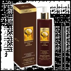 Detergent Bio pentru fata Argan Oil BioQ 150ml Italy