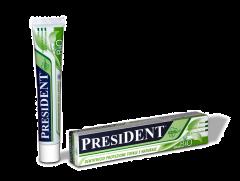 Pasta de dinti President Eco Bio homeopatie 75ml