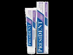 Pasta de dinti anti halitoza President Defense Propolis, Cimbru, Menta 75ml