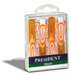 4 Periute interdentare President XS 0,28 mm