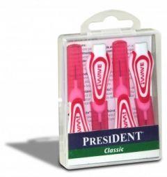 4 Periute interdentare President XXS 0,23 mm