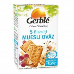 Minipack Biscuiti Musli-Ovaz Gerble 72,5g