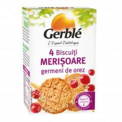 Minipack Biscuiti Antioxidanti Merisoare Gerble 44g