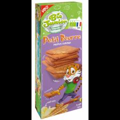 Biscuiti Eco Petit Beurre cu unt 167g Bio Junior