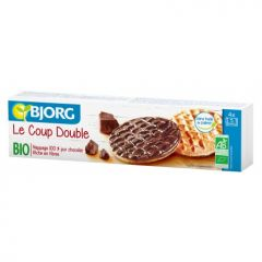Biscuiti Integrali Glazurati 200g Bjorg Eco