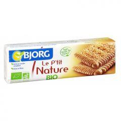 Biscuiti integrali natur 200g Bjorg Eco
