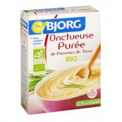 Fulgi Piure onctus cartofi 2x97g Bjorg Eco