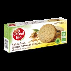 Biscuiti Mere-Lamaie 132g Cereal Bio