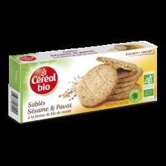 Biscuiti Susan-Mac 132g Cereal Bio