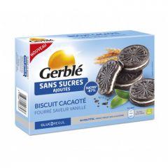 Glucoregul Biscuiti Cacao cu Crema de Vanilie,176g