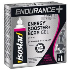Endurance + Gel BCAA Isostar 5x20g