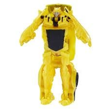 Transformers Turbo Changer Bumblebee figurina