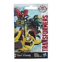 Jucarie - Figurine Transformers in punguta, 4 cm - Hasbro B0756