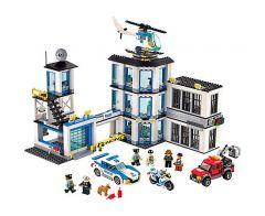LEGO® City Police Sectie de politie 60141
