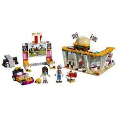 LEGO® Friends Restaurantul Circuitului 41349