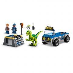 LEGO® Juniors Camionul de salvare al Raptorului 10757