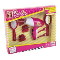 Set pentru coafat Klei Barbie cu accesorii