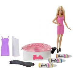 Papusa BARBIE Spin art Mattel DMC10