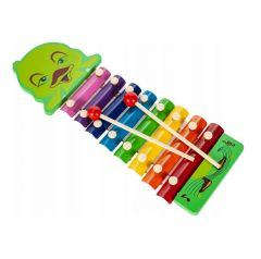 Instrument muzical Malplay Xilofon pentru copii Ratusca