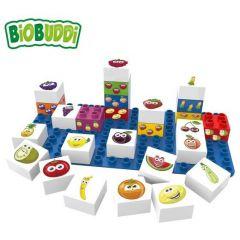 Set de constructie BioBuddi  - Totul despre alimente 27 buc