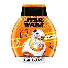 Gel de dus si sampon 2in1 Star Wars Droid 250ml
