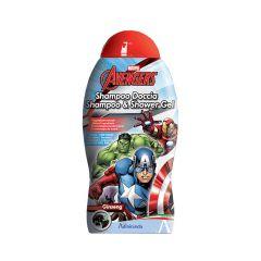 Gel de dus si sampon The Avengers 300 ml