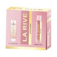 Set cadou La Rive Sweet Woman, parfum si deodorant