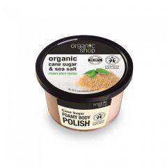 Polish de corp Organic Shop Cane Sugar 250 ml