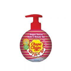 Gel de dus Chupa Chups capsuni 300 ml