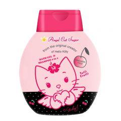 Gel de dus si sampon 2in1 Angel Cat Sugar 250 ml