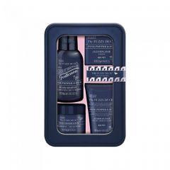 Set cadou Baylis & Harding Fuzzy Duck Men's Pink Pepper & Oud Emergency Beard kit