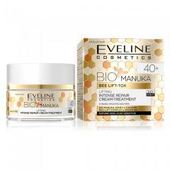 Crema lifting de zi si noapte Eveline Bio Manuka 40+ 50 ml