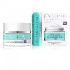 Crema de zi si noapte Eveline Hyaluron Collagen 60+ 50 ml