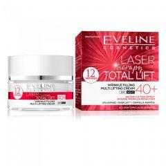 Crema de zi si noapte Eveline Laser Total Lift 40+ 50 ml