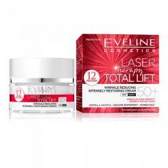 Crema de zi si noapte Eveline Laser Total Lift 50+ 50 ml